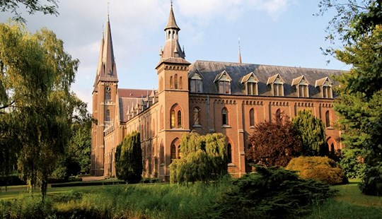 Our Lady of Koningshoeven Abbey (Tilburg, Netherlands)