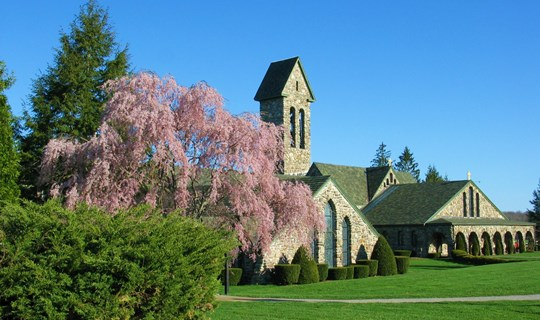 Saint Joseph's Abbey (Spencer, Massachusetts, USA)