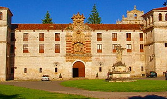 Monastery of St. Peter of Cardeña (Burgos, Spain)