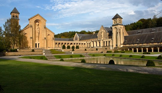 Abbaye d'Orval (Orval, Belgique)