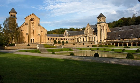 Orval Abbey (Orval, Belgium)