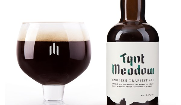 New Trappistbeer from the Abbey Mount Saint Bernard (UK)
